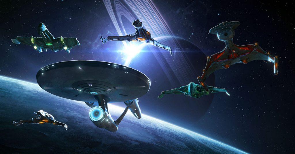 Star Trek Fleet Command Patch 15.1