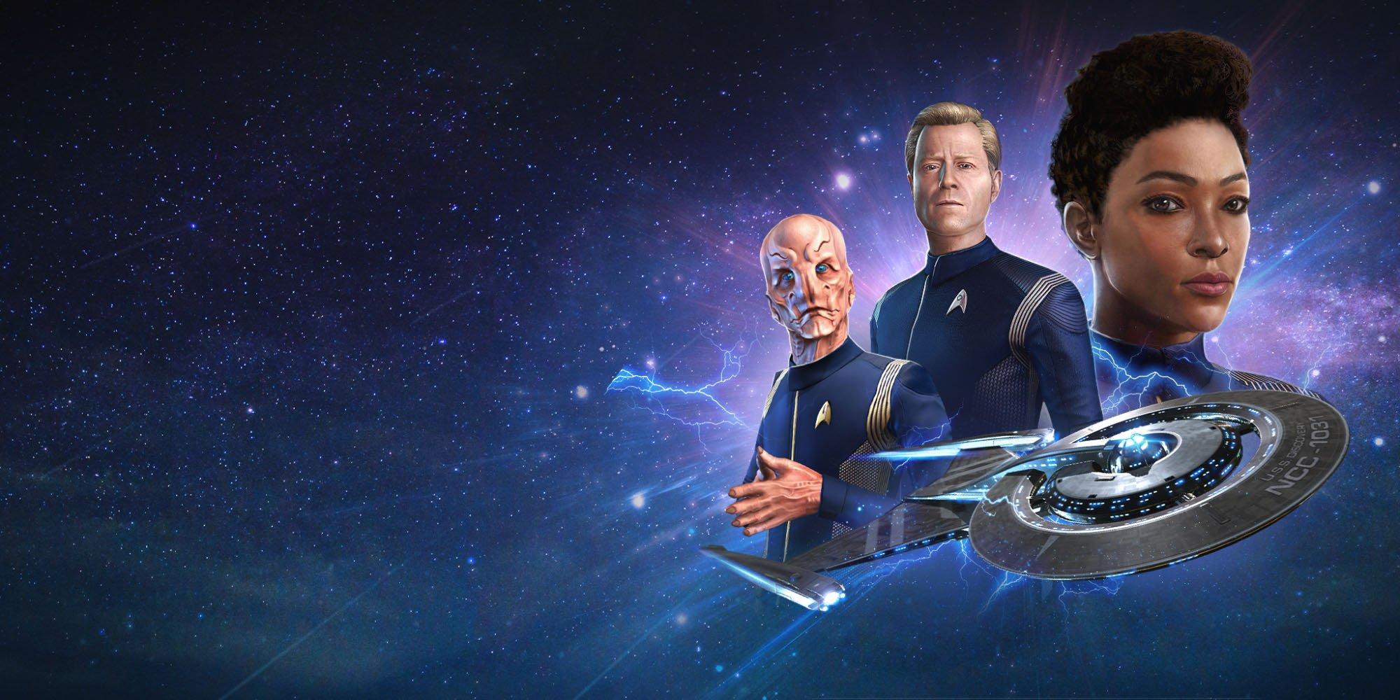 Star Trek Fleet Command Patch 22