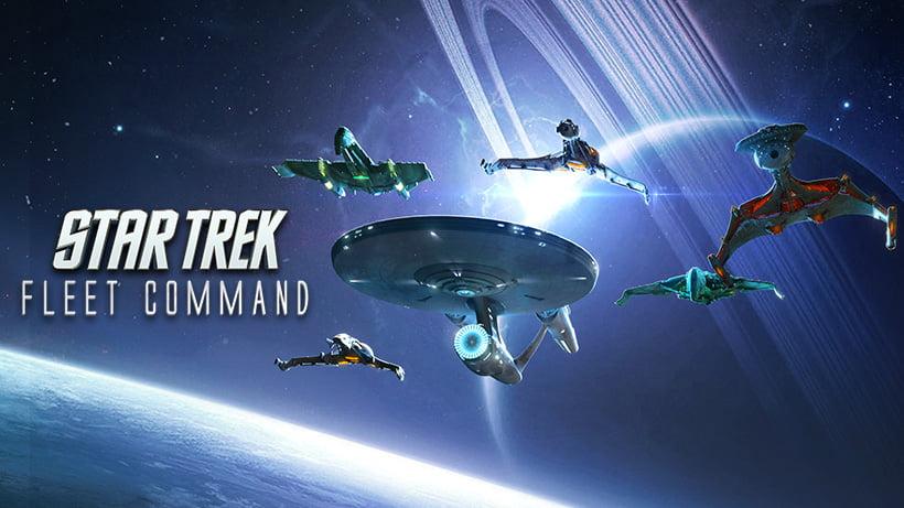 Star Trek Fleet Command Patch 8.1